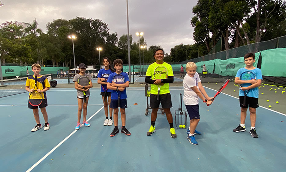 tennis coach singapore review